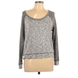 Torrid Gray Casual Crew Neck Sweater Size Large